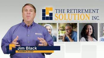 The Retirement Solution Inc. TV Spot, 'Unnerving Times'