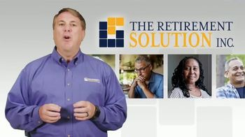 The Retirement Solution Inc. TV Spot, 'Unnerving Times' - Thumbnail 3