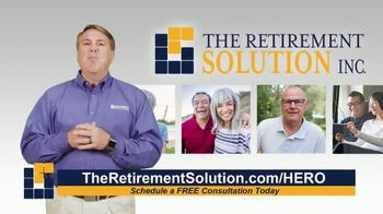 The Retirement Solution Inc. TV Spot, 'Unnerving Times' - Thumbnail 6