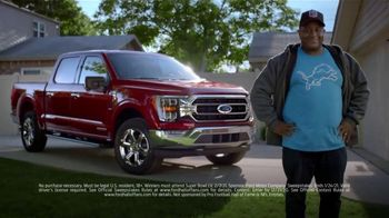 Ford TV Spot, 'Your NFL Fandom' [T2] - Thumbnail 4