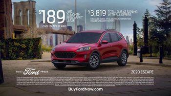 Ford TV Spot, 'Around the Corner' [T2] - Thumbnail 7