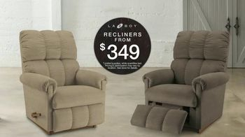 La-Z-Boy Early Black Friday Savings Event TV Spot, 'Recliners and 0% Interest' - Thumbnail 6