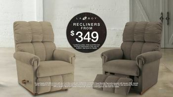 La-Z-Boy Early Black Friday Savings Event TV Spot, 'Recliners and 0% Interest' - Thumbnail 7