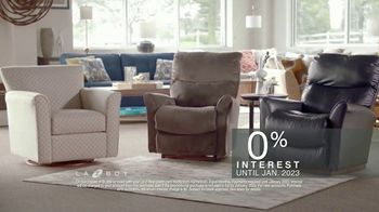 La-Z-Boy Early Black Friday Savings Event TV Spot, 'Recliners and 0% Interest' - Thumbnail 8