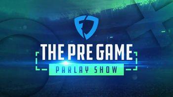 FanDuel Sportsbook TV Spot, 'Pre Game Parlay Show' Featuring Boomer Esiason - Thumbnail 1
