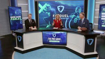 FanDuel Sportsbook TV Spot, 'Pre Game Parlay Show' Featuring Boomer Esiason - Thumbnail 2