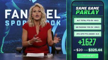 FanDuel Sportsbook TV Spot, 'Pre Game Parlay Show' Featuring Boomer Esiason - Thumbnail 9