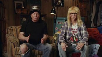 Uber Eats TV Spot, 'Wayne's World Shameless Manipulation' Ft. Mike Myers, Dana Carvey, Cardi B - Thumbnail 5