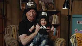 Uber Eats TV Spot, 'Wayne's World Shameless Manipulation' Ft. Mike Myers, Dana Carvey, Cardi B - Thumbnail 7