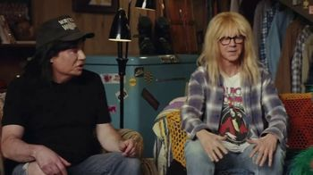 Uber Eats TV Spot, 'Wayne's World Shameless Manipulation' Ft. Mike Myers, Dana Carvey, Cardi B - Thumbnail 9