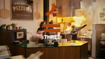 Three Insurance TV Spot, 'No Nonsense, Just Common Sense: Pizza Shop' - Thumbnail 9