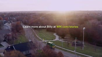 Waste Management TV Spot, 'Billy' - Thumbnail 8