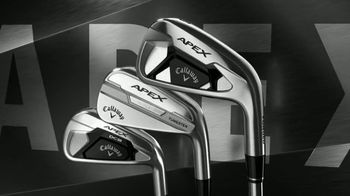 Callaway Apex Irons TV Spot, 'Our Best Irons' Featuring Xander Schauffele - Thumbnail 9