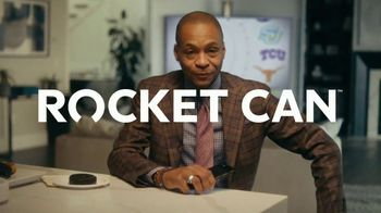 Rocket Mortgage TV Spot, 'Rocket Can: No Distractions' Featuring Gus Johnson - Thumbnail 9