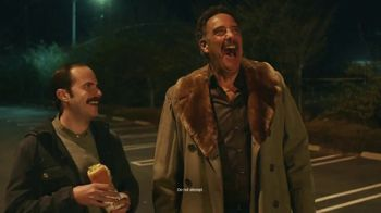 Jimmy John's Smokin' Kickin' Chicken TV Spot, 'Smoke' Featuring Brad Garrett