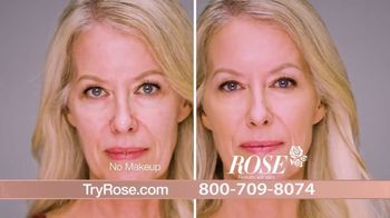 Luminess Air Rose Airbrush TV Spot, 'Look Younger Fast' - Thumbnail 6