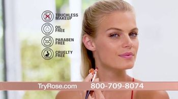 Luminess Air Rose Airbrush TV Spot, 'Look Younger Fast' - Thumbnail 8