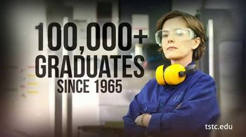 Texas State Technical College TV Spot, 'Our Numbers Don't Lie' - Thumbnail 1