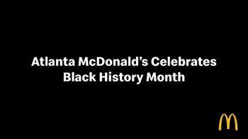 McDonald's TV Spot, 'Black History Month: Part of Something Bigger' - Thumbnail 6