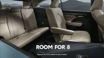 2021 Toyota Highlander TV Spot, 'Rise High' [T2] - Thumbnail 5