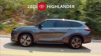 2021 Toyota Highlander TV Spot, 'Rise High' [T2]