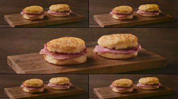 Bojangles Country Ham Biscuit TV Spot, 'Two for $3.50' - Thumbnail 3