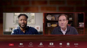 Pizza Hut TV Spot, 'Getting Ready' Featuring Jim Nantz, Nate Burleson