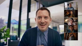 AT&T Internet TV Spot, 'Super Fan' Featuring Elijah Wood