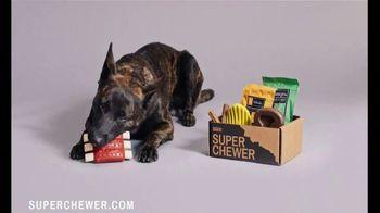 Super Chewer TV Spot, 'Built to Chew'