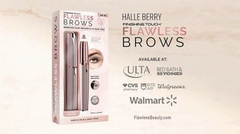 Finishing Touch Flawless Brows TV Spot, 'Be You' Featuring Halle Berry - Thumbnail 8