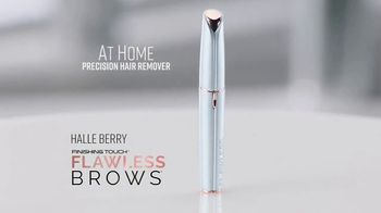 Finishing Touch Flawless Brows TV Spot, 'Be You' Featuring Halle Berry - Thumbnail 3