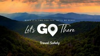 Asheville Convention & Visitors Bureau TV Spot, 'Let's Go There' - Thumbnail 10