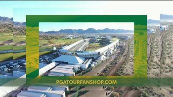 PGA Tour Fan Shop TV Spot, 'WM Phoenix Open Gear' - 2 commercial airings