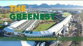 PGA Tour Fan Shop TV Spot, 'WM Phoenix Open Gear' - Thumbnail 2