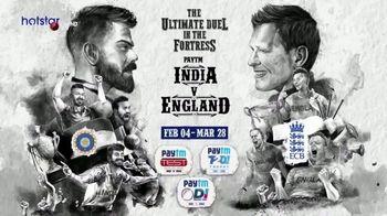Hotstar TV Spot, 'Indian Premier League: India vs. England' - Thumbnail 7