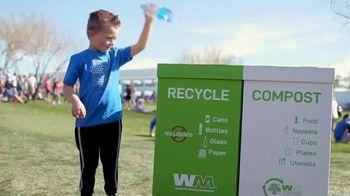 Waste Management TV Spot, 'Zero Waste Event: Phoenix Open'