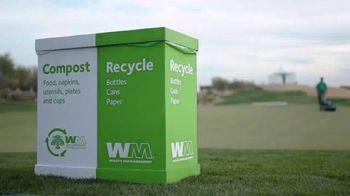 Waste Management TV Spot, 'Zero Waste Event: Phoenix Open' - Thumbnail 8