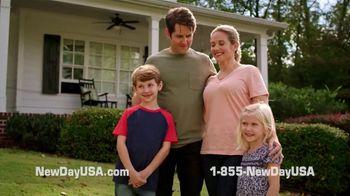 NewDay USA TV Spot, 'Veteran Family Dream Homes' - Thumbnail 1