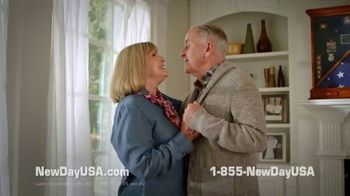 NewDay USA TV Spot, 'Veteran Family Dream Homes' - Thumbnail 3