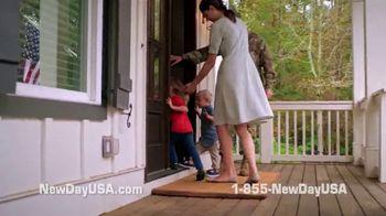 NewDay USA TV Spot, 'Veteran Family Dream Homes' - Thumbnail 5