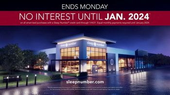 Sleep Number Lowest Prices of the Season TV Spot, 'New Year's Special: $899' - Thumbnail 9
