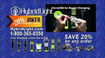 Hybrid Light TV Spot, 'No Batteries' - Thumbnail 10