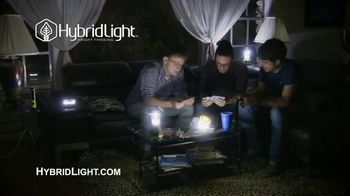 Hybrid Light TV Spot, 'No Batteries' - Thumbnail 5