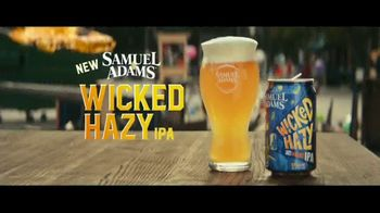 Samuel Adams Wicked Hazy IPA TV Spot, 'Your Cousin From Boston Frees the Horses' Feat. Gregory Hoyt - Thumbnail 5