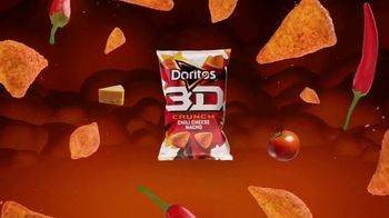 Doritos 3D Crunch TV Spot, 'Listening'
