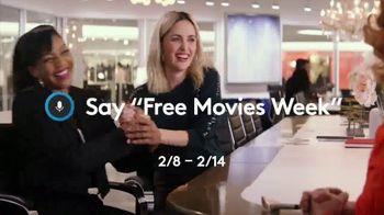 XFINITY TV Spot, 'Free Movie Week' - Thumbnail 9