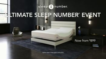 Ultimate Sleep Number Event TV Spot, 'Weekend Special: Save 50% and 0% Interest for 60 Months' - Thumbnail 2