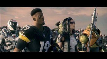 Verizon Super Bowl 2021 TV Spot, 'Can't Blame the Lag' Featuring Samuel L. Jackson, JuJu Smith-Schuster - Thumbnail 6