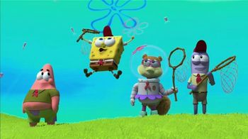 Paramount+ Kamp Koral and The Spongebob Movie: Sponge on the Run Super Bowl 2021 TV Spot, 'Ready' - Thumbnail 2