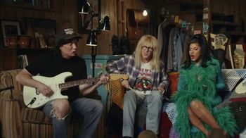 Uber Eats Super Bowl 2021 TV Spot, 'Wayne's World & Cardi B's Shameless Manipulation' Ft. Mike Myers, Dana Carvey, Cardi B - Thumbnail 9